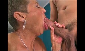 Hot grannies engulfing cocks compilation three
