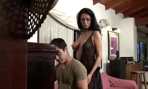 My wench of a girl seduces younger guy vol. three