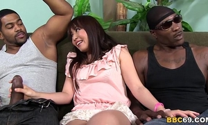 Marica hase anal dp with dark jocks