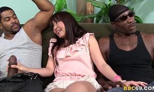 Marica hase anal dp with dark jocks