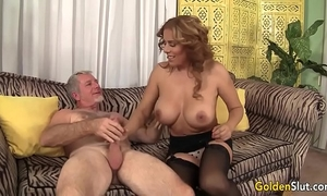 Hot and aged nikki ferrari drilled