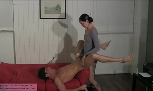 Step sister bonks his wazoo lance hart michelle peters (pantyhose leotard)