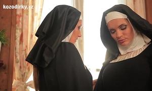Catholic nuns extasy!