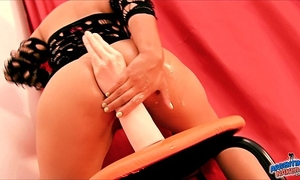 Valentynex at argentinanaked - self anal fisting and fist toy. have a fun!