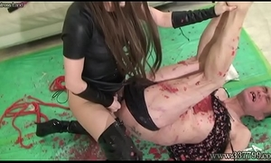 Japanese dominant-bitch lum fucking thrall with dong sextoy