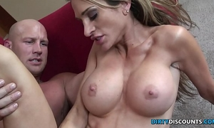 Babe rides for face hole cock juice