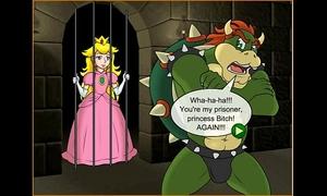 Super princess... wench!?