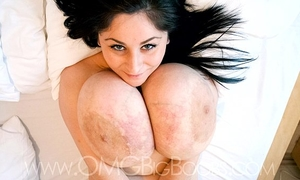 Russian teacher with large love melons