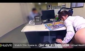 Holivr japanese office force harassment