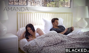Blacked amanda lane 1st interracial