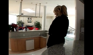 Hot blond white wife vicky vette forces her spouse to see