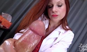 Doctor's viagra boner cure: full episode hj by white lady fyre femdom
