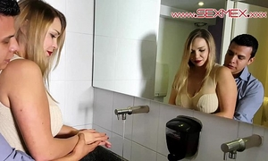 Eva davai milf receives drilled in a restraunt by multiple juvenile males
