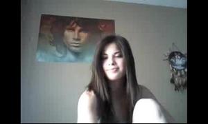 Cams669.com cute legal age teenager masturbation on livecam