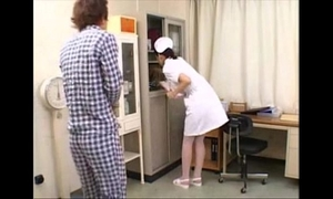Lives.pornlea.com oriental nurse takes rod from patient