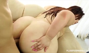 Ssbbw victoria secret has her giant a-hole drilled by large dong