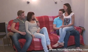 Young sex parties - calling a ally for a sex party kristina, foxy di