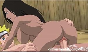 Naruto anime - street sex