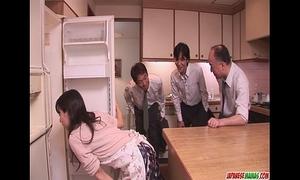 Chihiro kitagawa handles many jocks out of fucking 'em