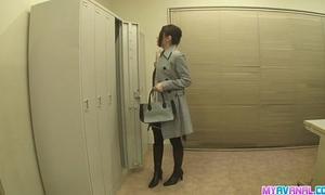 Fun with mashiro nozomi double permeated