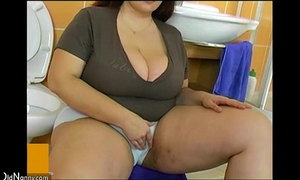 Bbw bulky aged fuck with youthful chap