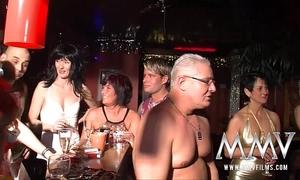 Mmv films wild german older swingers party