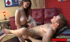 Molly's recent fuck toy femdom dong large pantoons pegging