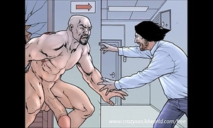2d comic: cyberian nation. video 7