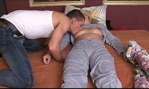 Guy breeding sleeping cheating wife