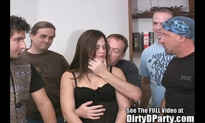 Perfect snatch party doxy banged nice
