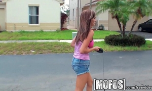 Mofos - kaylee quinn and her large bra buddies receive pounded