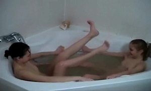 eighteen yo legal age teenager lesbos in the washroom - the sugar cubes