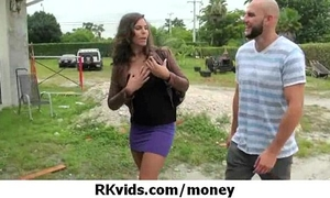 Gorgeous nubiles getting drilled for cash twenty one