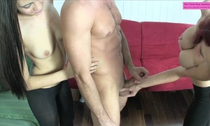 Slut roommate part two - pegging