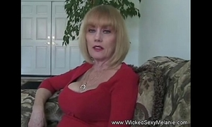 Slut stepmom copulates stepson
