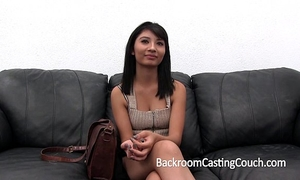 Shocking casting sofa confession (and creampie)