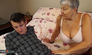 Old slutty wife savana screwed by student sam bourne