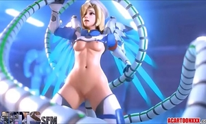 Yet one more sexy overwatch porn compilation for fans