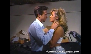 Peter north bonks a hawt golden-haired wench in a parked car