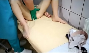 Beautiful horny white wife and gynecologist (38)