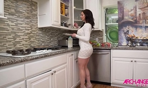 Kendra longing enjoys video games and sex