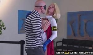 Brazzers - brazzers exxtra - force rack a xxx parody scene starring peta jensen and johnny sins