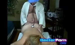 Dirty doctor fuck his patient hardcore whilst treating - doctorporn.org