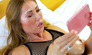 Perfect pov large tit kianna dior gives pov oral-service & acquires sexy facial
