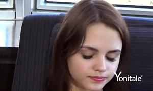 Yonitale: breathtaking legal age teenager ariel (lilit a) has agonorgasmos