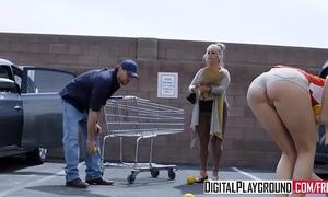 Digitalplayground - broke college two video 4 trisha parks and preston parker